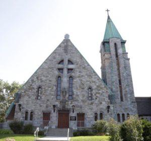 Église de la paroisse Saint-Lambert